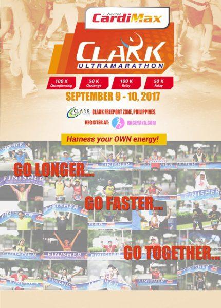 Cardimax Clark Ultramarathon 2017