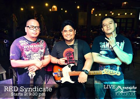 R.E.D SYNDICATE AT PAPAJEKS