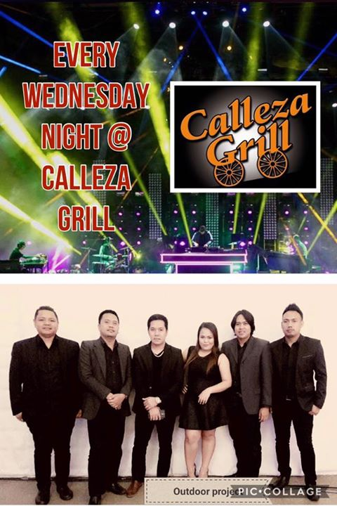 OUTDOOR PROJECT AT CALLEZA GRILL ANTIPOLO
