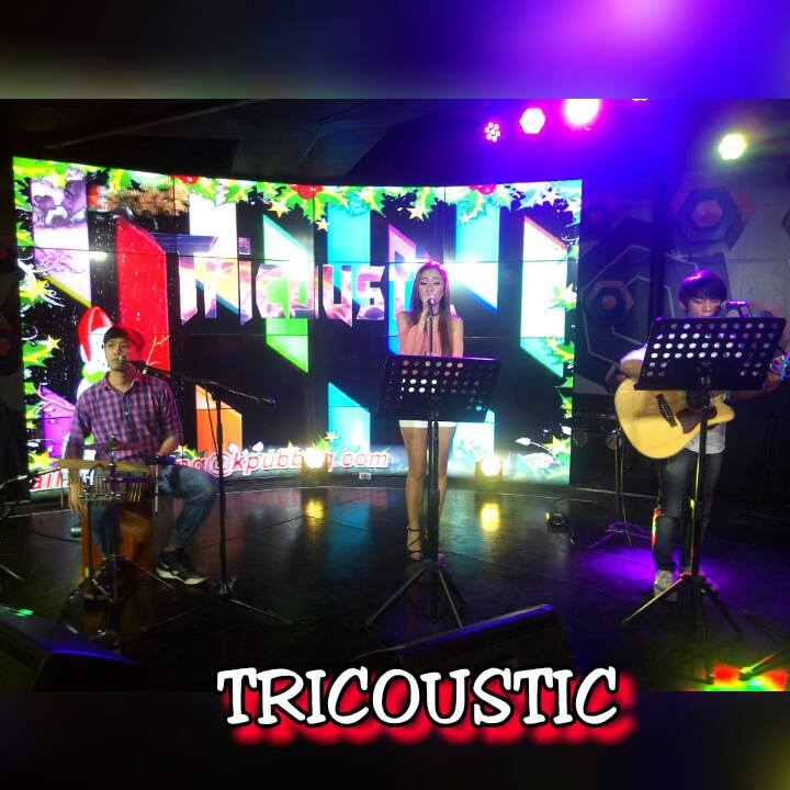 TRICOUSTIC AT KPUB BBQ THE FORT