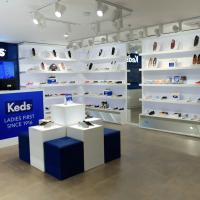 Keds opens Store in Megamall