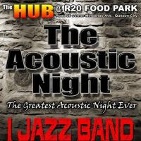 JAZZ BAND AT THE HUB AT R20 FOOD PARK
