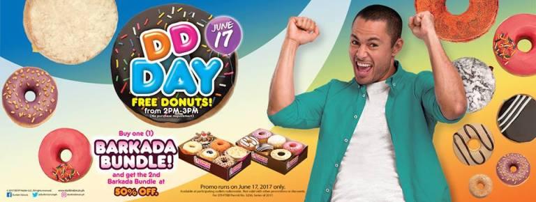 Dunkin Donuts Day