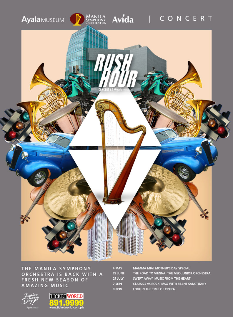 The Rush Hour Concerts: Swept Away - Music for the Heart