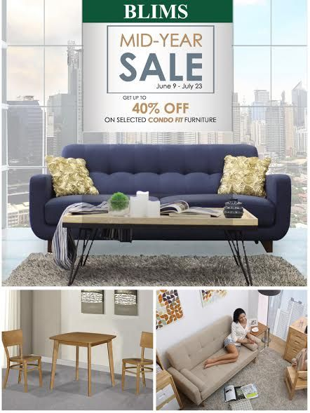 Condo Fit Fine Furniture Sale at BLIMS
