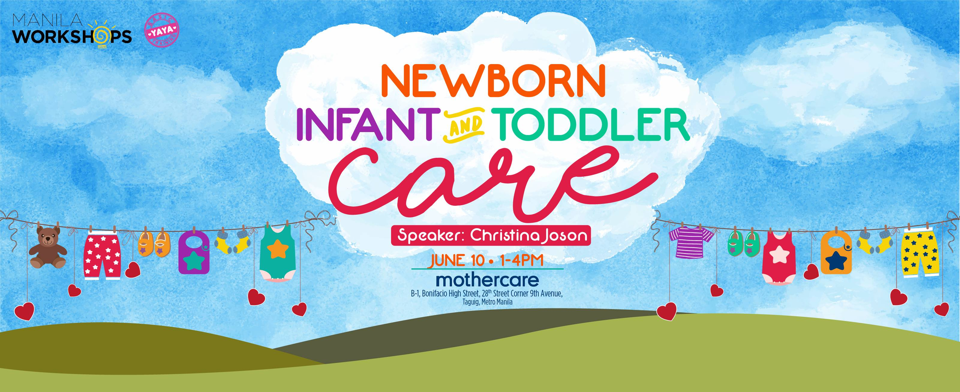 NEWBORN: INFANT & TODDLER CARE