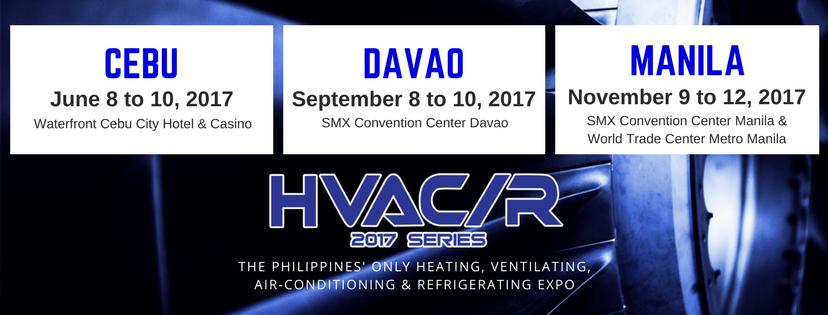 HVAC/R Philippines Manila Expo