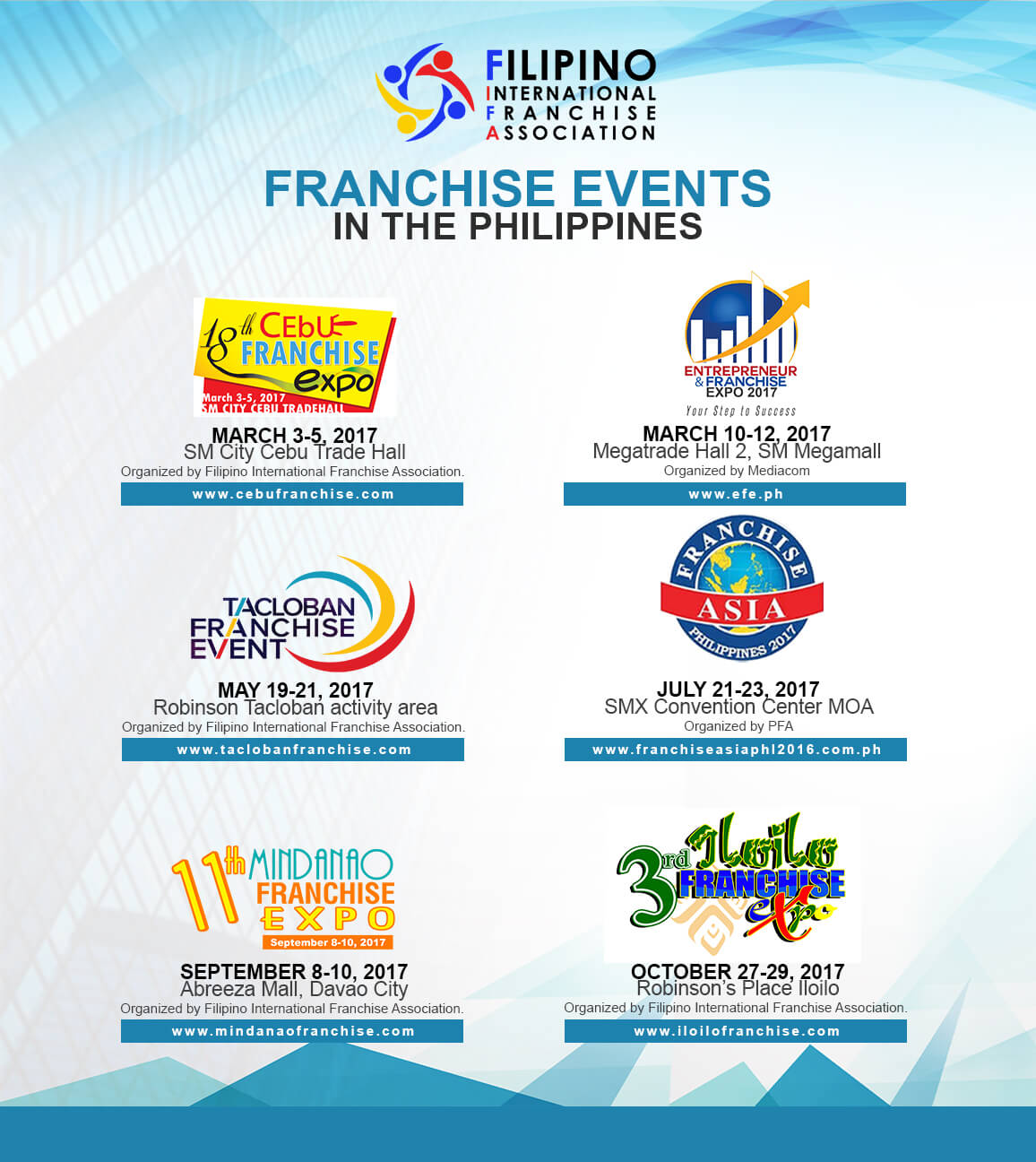 11th MINDANAO FRANCHISE EXPO