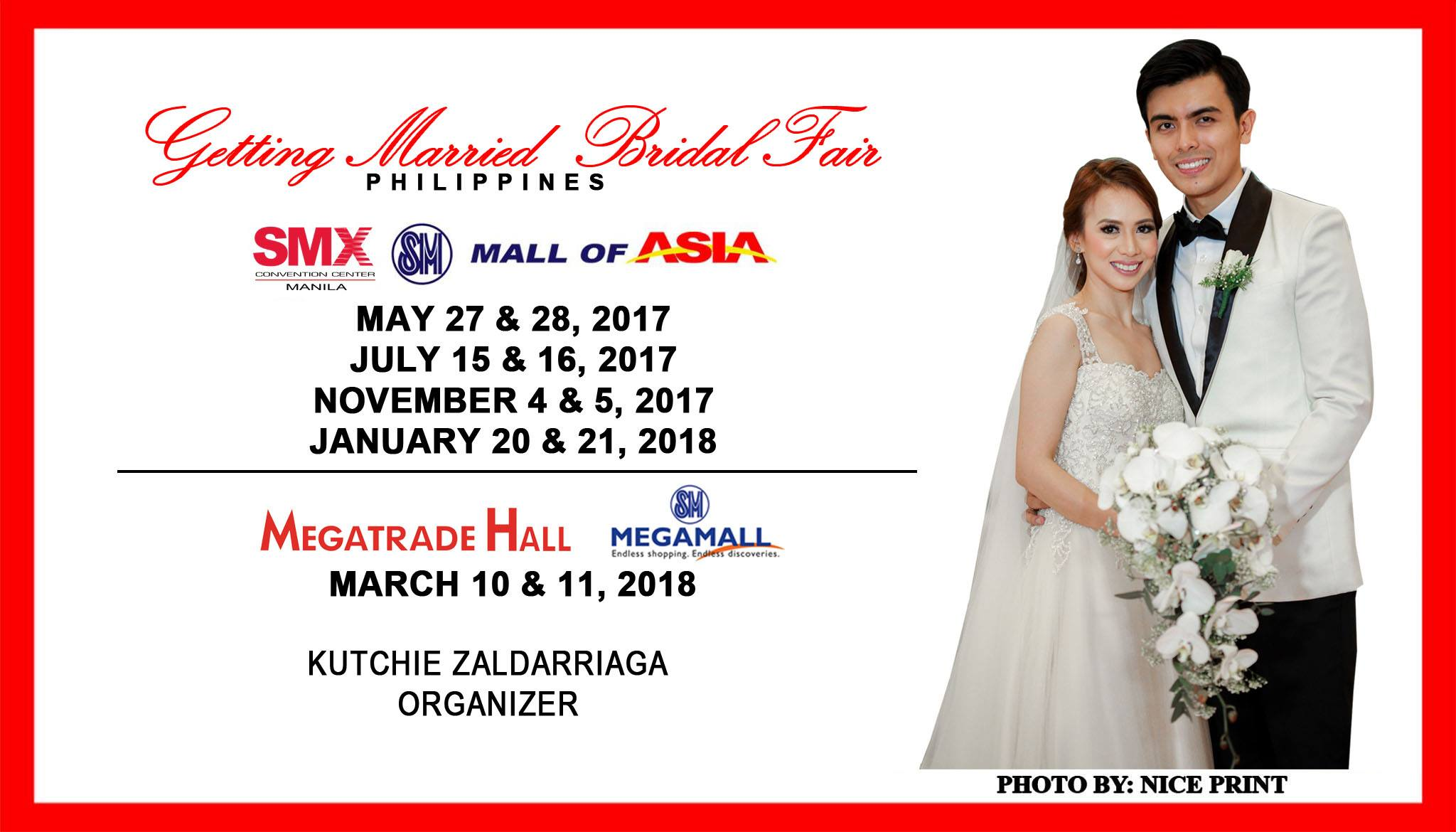 Getting Married Bridal Fair