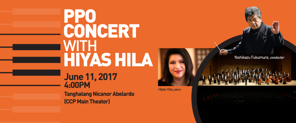 PPO Concert with Hiyas Hila