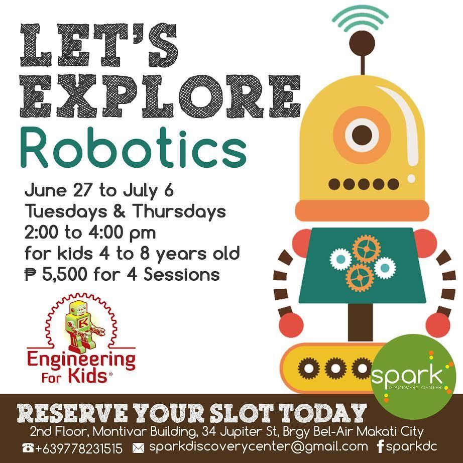 LEGO ROBOTICS CLASS