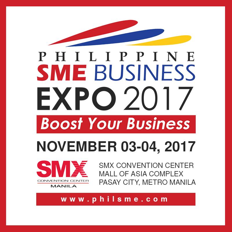 PHILIPPINE SME BUSINESS EXPO 2017