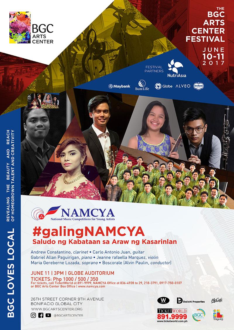 #galingNAMCYA Saludo ng Kabataan sa Araw ng Kasarinlan