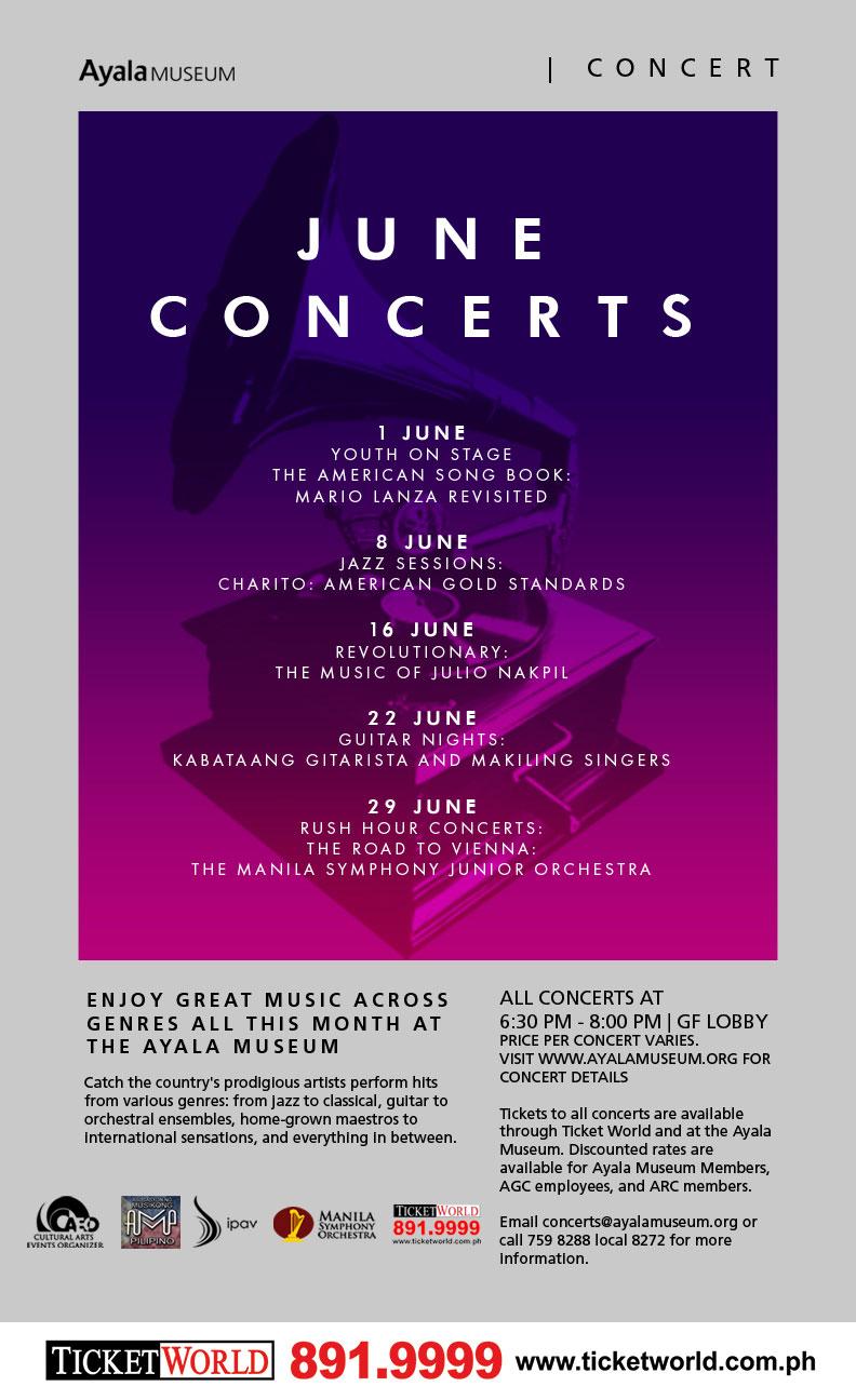 Guitar Nights: Kabataang Gitarista And Makiling Singers