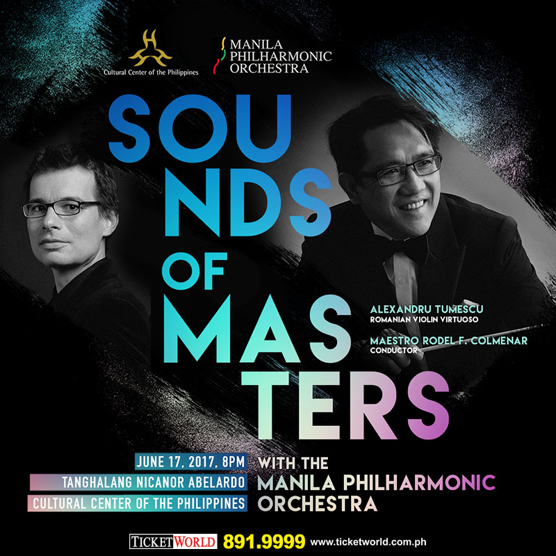 Sounds of Masters - Manila Philharmonic Orchestra