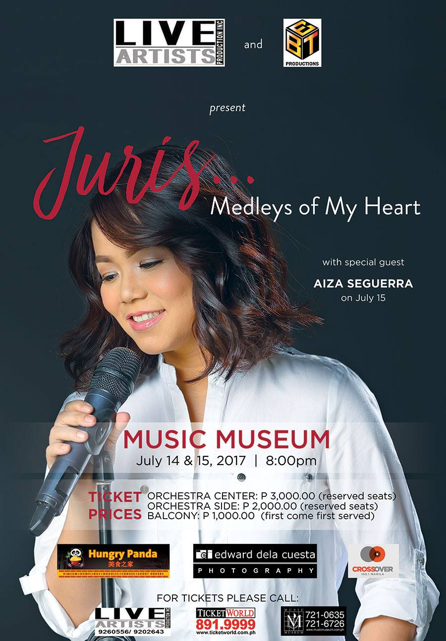 Juris... Medleys of My Heart