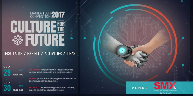 TECHTONIC: MANILA TECH CONVENTION 2017