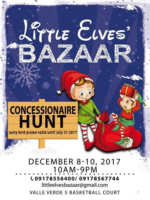 Little Elves' Bazaar