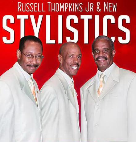 Russell Thompkins Jr. & The New STYLISTICS