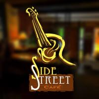 MARVIN CAMACHO AT SIDE STREET CAFE