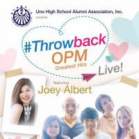 #Throwback OPM Greatest Hits Live! feat: Joey Albert & The CompanY