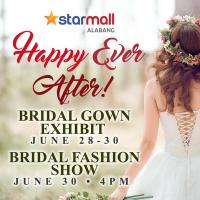 HAPPY EVER AFTER BRIDAL GOWN EXHIBIT