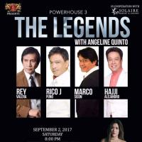 POWERHOUSE III: The Legends