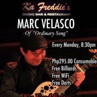 MARC VELASCO AT KA FREDDIE'S MUSIC BAR AND RESTAURANT
