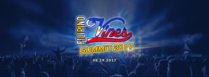 Filipino Vines Summit 2017