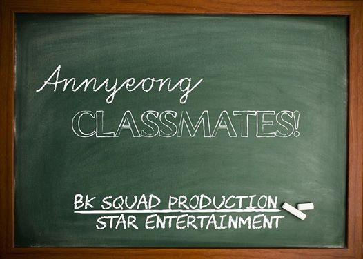 Annyeong Classmates!
