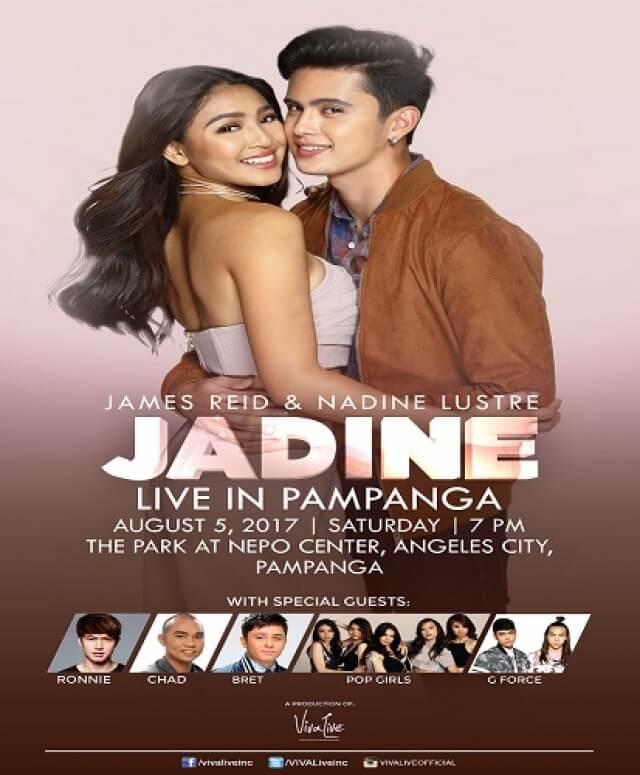Jadine Live in Pampanga
