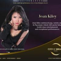 JEAN KILEY AT CENTERPLAY IN CITY OF DREAMS MANILA