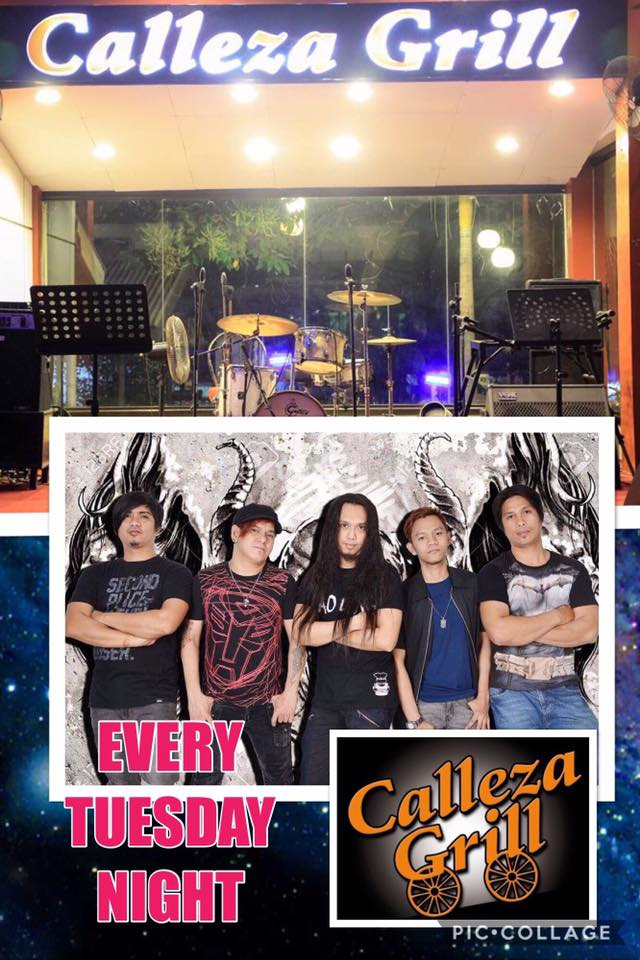FUTURE TRAXX AT CALLEZA GRILL ANTIPOLO