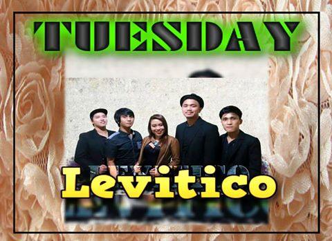 LEVITICO AT OFF THE GRILL BAR AND RESTAURANT
