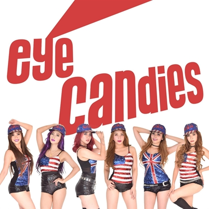 EYE CANDIES AT CENTERPLAY IN CITY OF DREAMS MANILA