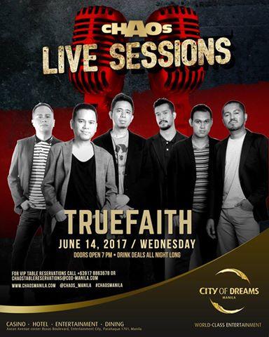 CHAOS LIVE: TRUEFAITH AT CHAOS MANILA