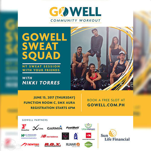 GoWell Sweat Squad