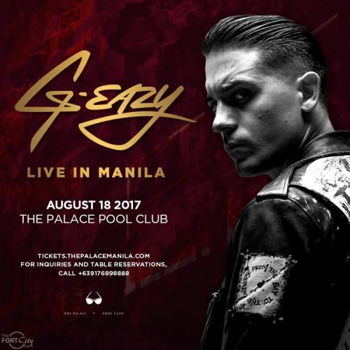 G-Eazy Live In Manila