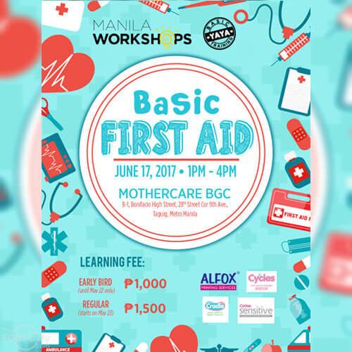BYT2017: Basic First Aid