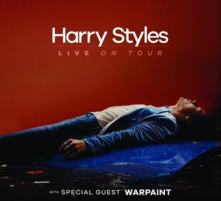 Harry Styles Live in Manila on May 1, 2018 at MOA Arena