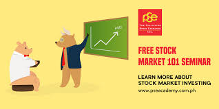 PSE's FREE Stock Market 101 Seminar