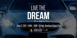 "LIVE THE DREAM WORKSHOP-FREE ""HOW TO BUILD A MULTI-MILLION"""