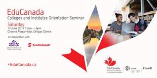 EduCanada Colleges and Institutes Orientation Seminar