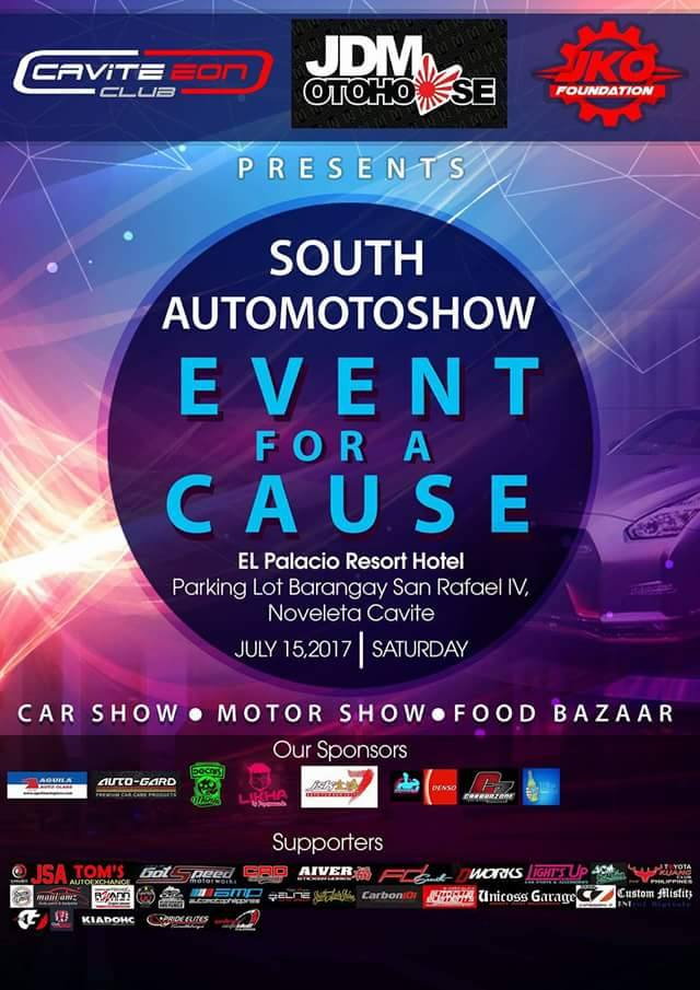 SOUTH AUTOMOTOSHOW