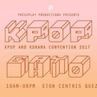 KPOP GAYO 5: Kpop and Kdrama Convention