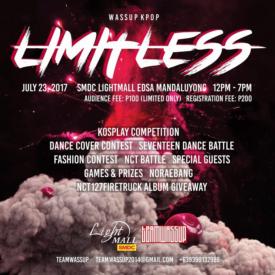 Wassup KPOP : Limitless