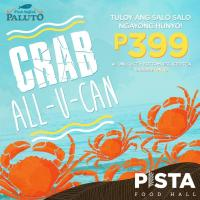 Pista Food Hall Crab All You Can