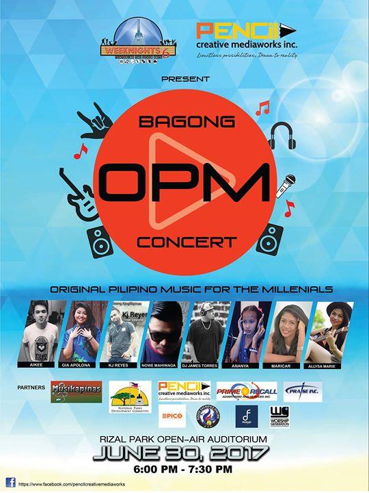 Bagong OPM Concert