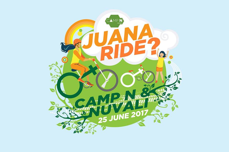 This JUANA RIDE? is for the JUANs - A post-Fathers Day Ride