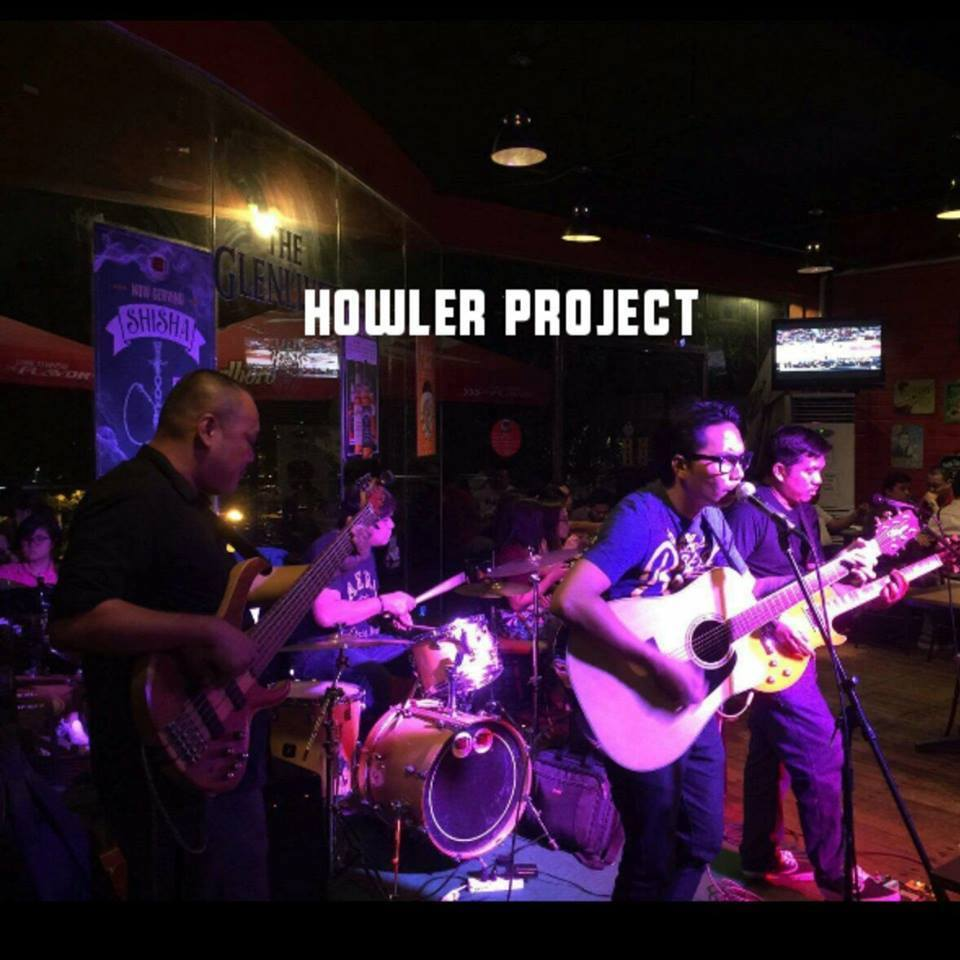 HOWLER PROJECT AT THE ROADHOUSE MANILA BAY